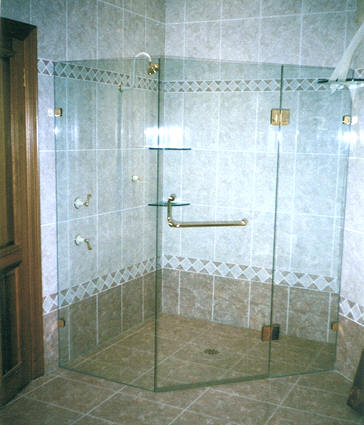 Shower Screens Minchinbury